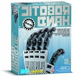 4M Robotic Hand DIY Kit Science Fair Project New in box and