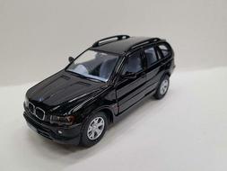 "5"" Kinsmart BMW X5 SUV Diecast Model Toy Car 1:36 Pull Actio"