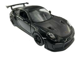"5"" Kinsmart Porsche 911 GT2 RS Diecast Model Toy Car 1:36 Bl"