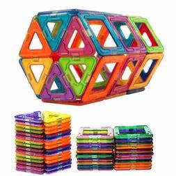 50Pcs Magnetic Building Blocks Construction Children Kids To