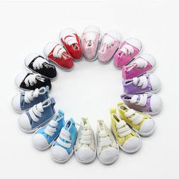 5cm Doll Accessories Sneakers Shoes for BJD dolls,Fashion Mi