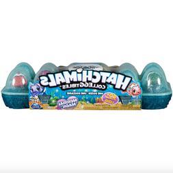 Hatchimals 6045510 CollEGGtibles, Mermal Magic 12 Pack Egg C