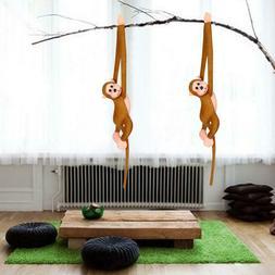 60cm fad long arm hanging monkey plush
