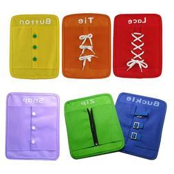 6pcs Baby Early Learning Kits <font><b>Basic</b></font> <fon