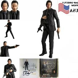 7 inch John Wick Keanu Reeves For Action Figure toy