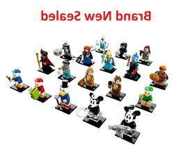 Lego 71024 Disney Series 2 Minifigures SEALED Mickey Elsa Ja