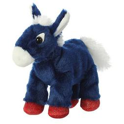 "8"" Aurora World Mini Flopsie Plush - Brave Donkey"