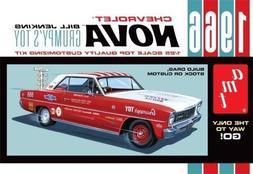 AMT AMT772 1:25 Bill Jenkins 1966 Chevy Nova Model
