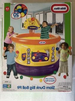 Better Sourcing Little Tikes Slam Dunk Big Ball Pit