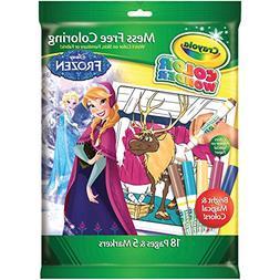 Crayola Frozen Color Wonder Overwrap