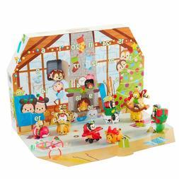 Disney Tsum Tsum Advent Calendar Toy 2017 - 31 Pieces BRAND