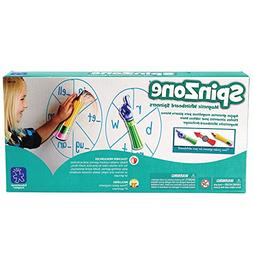 Educational Insights Spinzone Magnetic Whiteboard Game Readi