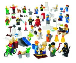 LEGO Education Community Minifigures Set