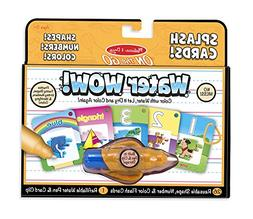 Melissa & Doug On the Go Water Wow! Reusable Water-Reveal Ca