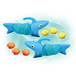 Melissa & Doug Sunny Patch Spark Shark Fish Hunt Pool Game W