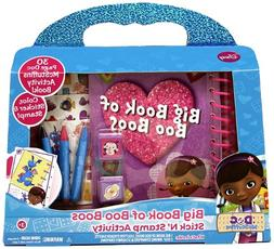 Tara Toys Doc McStuffins Big Book of Boo Boo's