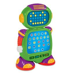The Learning Journey 115244 Touch and Learn Numberbot - Elec