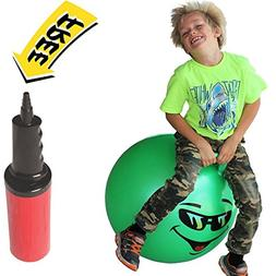 WALIKI TOYS Hopper Ball For Kids Ages 7-9