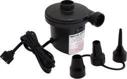 Airtek 120V AC Electric Air Pump for Airbeds, Air Mattress a