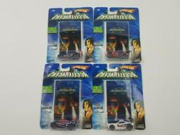 Hot Wheels AcceleRacers: Metal Maniacs, Hollowback + 3 Game