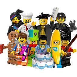 Action Figures Building Blocks Super New Small Toys TV Hobbi