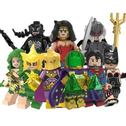 Action Figures Building Blocks SuperHeroes New Small Toys Ho