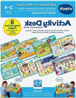 VTech® Activity Desk Expansion Pack Get Ready for Preschool