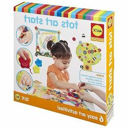 alex discover tots art start