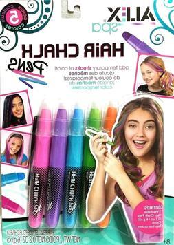 ALEX Spa Hair Chalk Party 2 Go ALEX Toys 738H