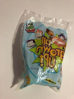 Nickelodeon All Grown Up Wendys Kids Meal Purple Locker 2004