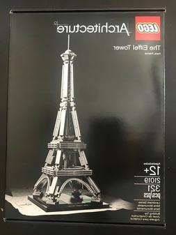 LEGO ARCHITECTURE 21019 The Eiffel Tower NISB New & Sealed
