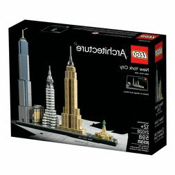 LEGO Architecture New York City 21028 *BRAND NEW, FACTORY SE