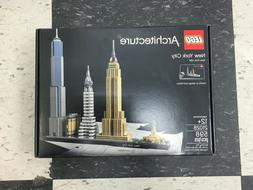 LEGO Architecture New York City 21028, Skyline Collection, B