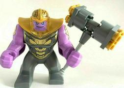 AUTHENTIC Avengers Infinity War LEGO Thanos Minifigure 76131