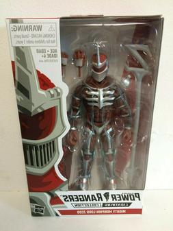 AUTHENTIC Power Rangers Lightning Collection Lord Zedd Might