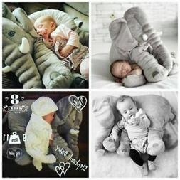 baby child soft elephant cushion plush toys