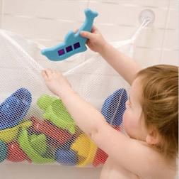 Baby Kids Bathroom Bath Tub Toy Mesh Net Bathing Storage Org