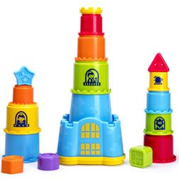 Baby Stacking,Nesting and Sorting Cups,toddler toys,Developm