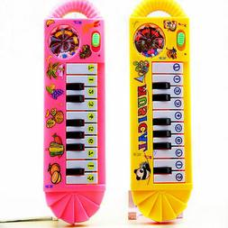 Baby Toddler Kids Musical Piano Developmental Toy Early Educ