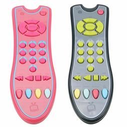 Baby toys music mobile phone tv remote control early learnin