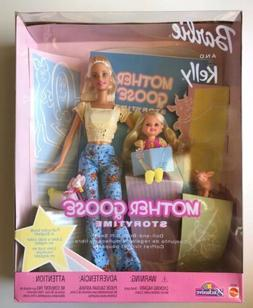 Barbie & Kelly Mother Goose Storytime Toys R Us Exclusive Ma