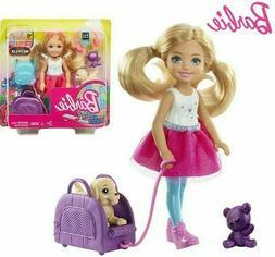 Barbie Chelsea Travel Doll DREAMHOUSE ADVENTURES FWV20