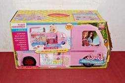 Barbie Dreamcamper Camping Playset