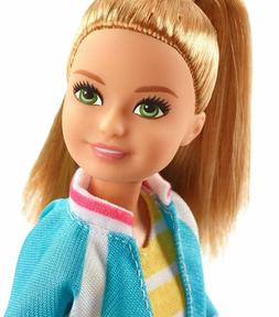 Barbie Fashionista Stacie Doll Dream House Adventure LOTS of