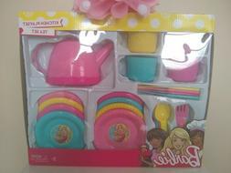Barbie Kitchen Playset - Tea Set