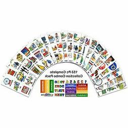 SchKIDules Basic & Life Skills Toys 153 Pc Complete Collecti