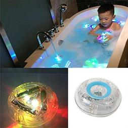 Bath LED Light Toy, Leagway LED Lights Multi Color Light Up