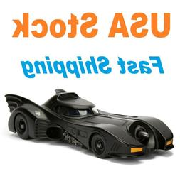 Batman Batmobile Classic Batmobile, 1966, Jada, Diecast Mode