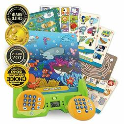 BEST LEARNING Connectrix Junior - Memory Matching Game for K