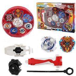 Beyblade Burst Evolution Kit Set Arena Stadium Spinning Toys